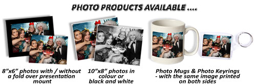 Photo products available